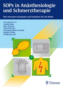 SOPs in Anästhesiologie und Schmerztherapie