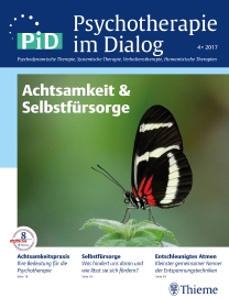 Psychotherapie im Dialog - Achtsamkeit & Selbstfürsorge