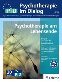 Psychotherapie im Dialog - Psychotherapie am Lebensende