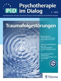 Psychotherapie im Dialog – Traumafolgestörungen
