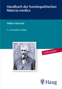 Handbuch der homöopathischen Materia medica