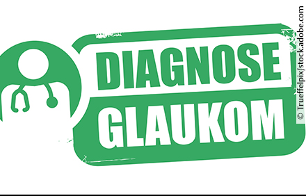 Diagnose Glaukom © Trueffelpix/stock.adobe.com