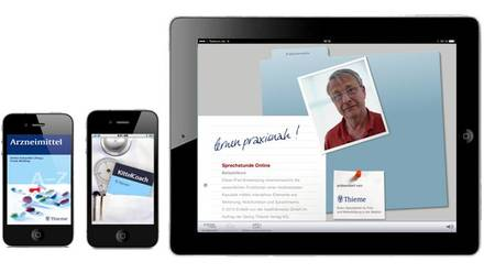 Screens IPad IPhone Thieme