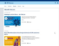Thieme Podcasts