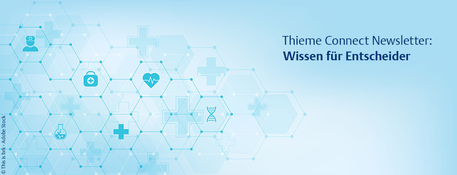 Thieme Connect Newsletter