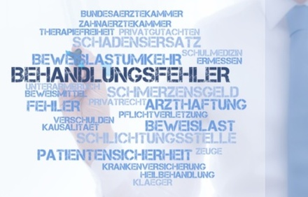 Behandlungsfehler Cloud - Foto:Fotolia/CrazyCloud