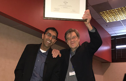 Thieme-IUPAC Prize 2017 was awarded to Prof. Neil Garg