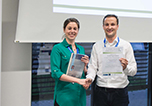 Poster Prize awarded at JCS