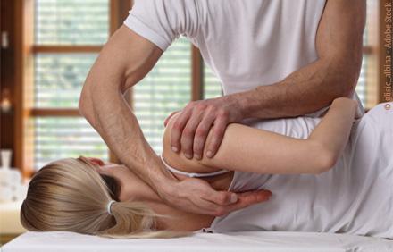 Frauen in der osteopathischen Praxis - Osteopathie - Georg Thieme Verlag