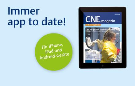 CNE.magazin-App - Pflege - Georg Thieme Verlag
