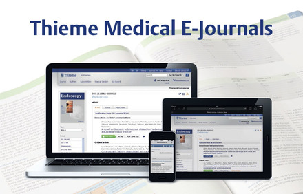 Thieme E-Journals Medicine