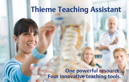 Thieme Teaching Assistant Physiology