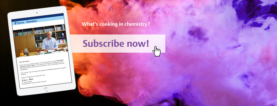 Thieme Chemistry Newsletter