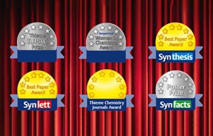 Thieme Chemistry Prizes and Awards