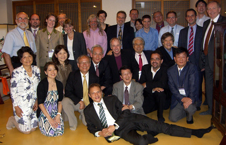 Thieme-IUPAC Dinner, Daejeon, South Korea