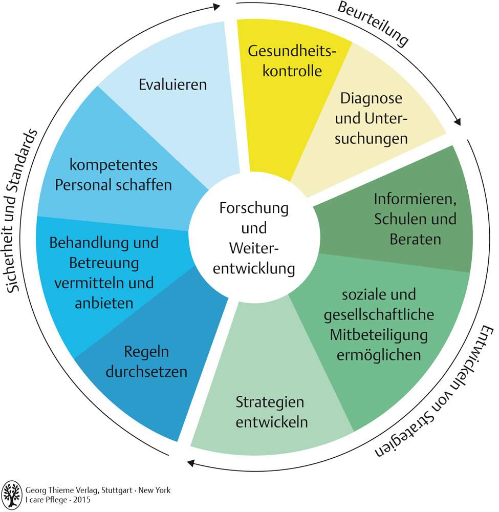 Grafiken - Pflegepädagogik - Georg Thieme Verlag