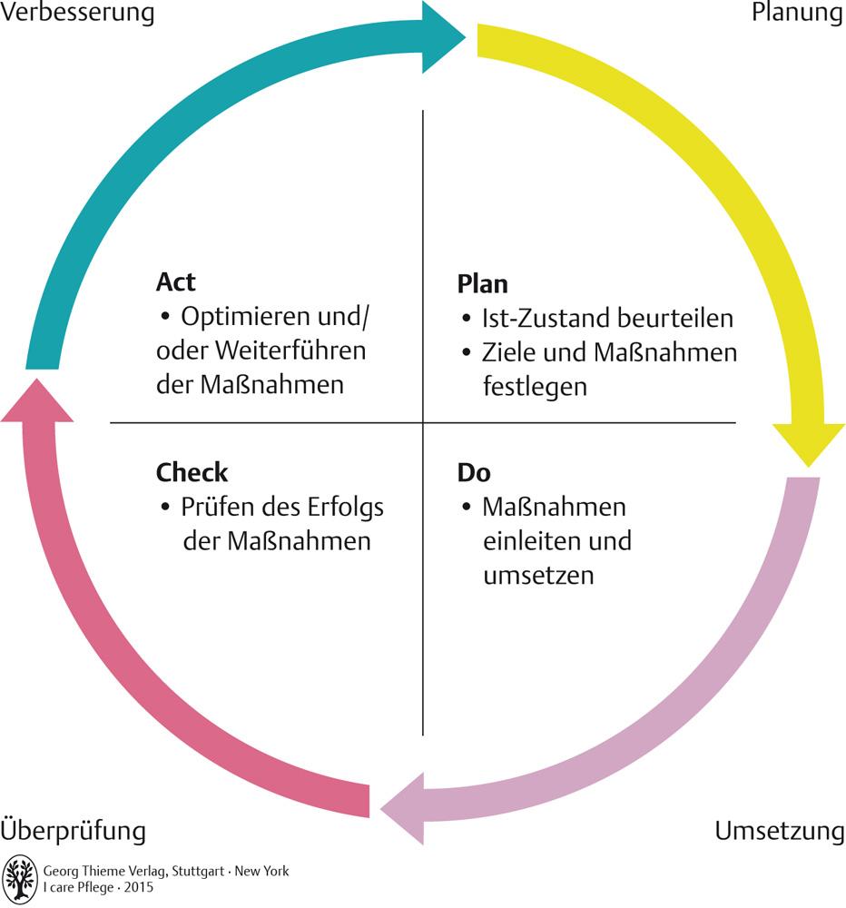 11. Qualitäts- und Fehlermanagement - Pflegepädagogik - Georg Thieme ...