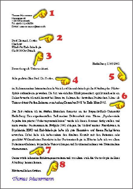 bewerbungsanschreiben perfekte form arzt im beruf via medici 5 zeilenabstand bewerbung - Bewerbung Zeilenabstnde