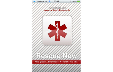 Screenshot App Rescue Now