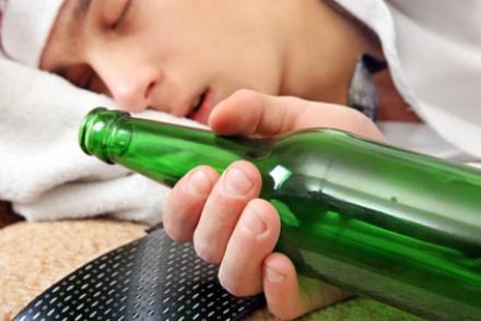 Alkoholleiche