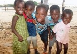 Kinder in Ghana - Foto:Christina Haß