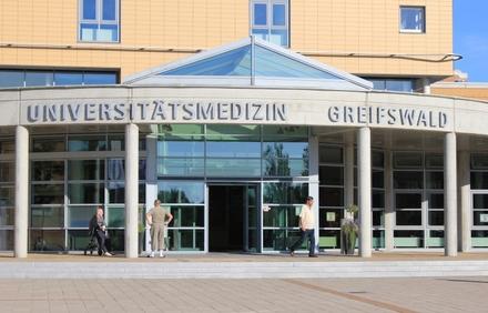 Universitätsmedizin Greifswald Greifswald