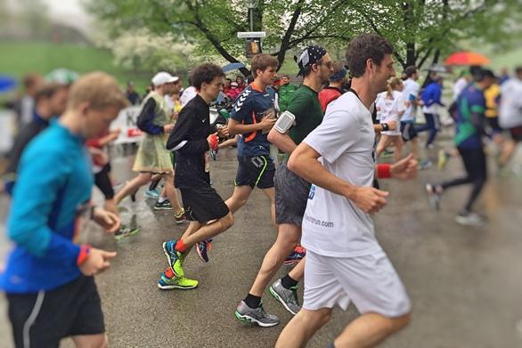 Das passiert beim Laufen im Körper - Mein Studienort - Via medici