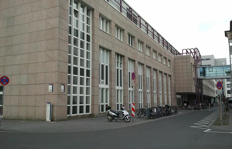 Campusrundgang Uni Mainz - Mein Studienort - via medici