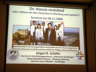 Dr House Marburg