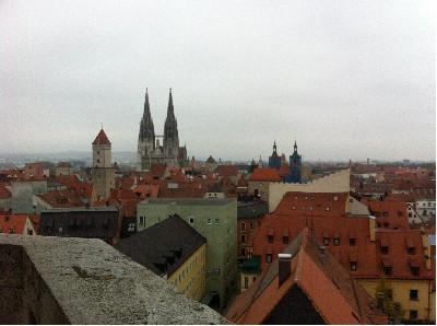 Sommer in regensburg mein studienort via medici for Mein butler regensburg